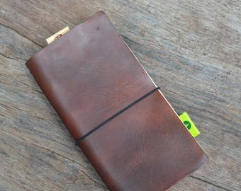 Travelers Notebook/ Diary size  / Midori / Journal / Leather / Refill / Trending Now...