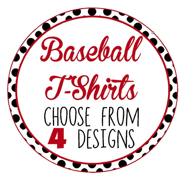 Top MONOGRAM Baseball Mom Shirts, Girlfriend, Sister, Aunt / Four  ZP57