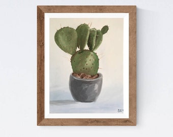 Single Cacti