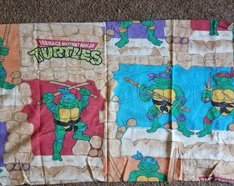 Ninja Turtles pillowcase