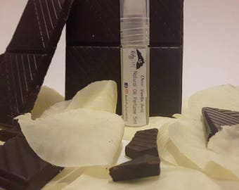 Choco-Vanilla Twist Natural Oil Perfume