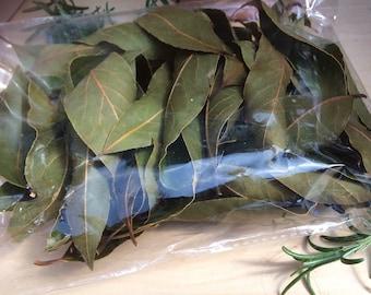 Bayleaves - dried bay leaves - organic 150g