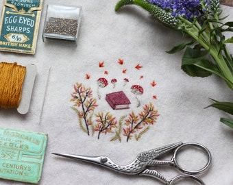Autumn Feelings Embroidery