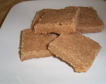 Queen Mary's Organic Spelt  Shortbread Cookies