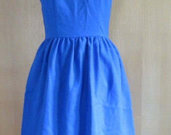 Final Sale! Deadstock Vicky Vaughn Sailor Dress With Tags