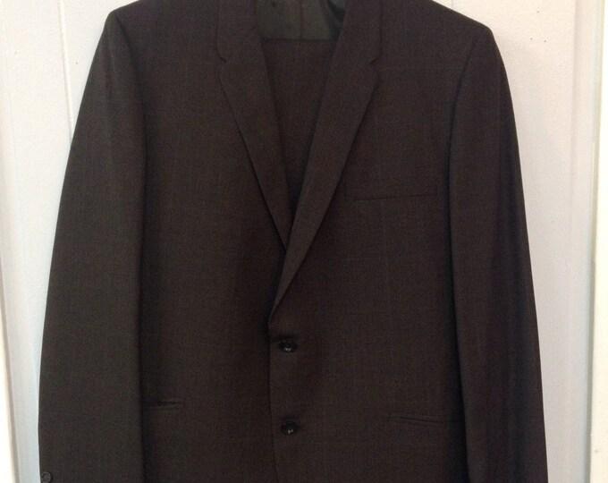 Men's Vintage Kuppenheimer Suit
