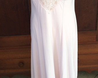 M / Soft Surroundings / Nightgown Long Pink Gown / Medium