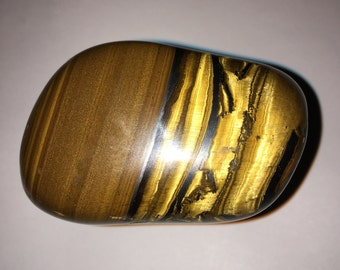 Tiger Eye Gold Boulder