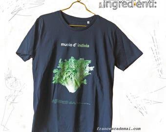 t-shirt bio - muoio d'INDIVIA _taglia S