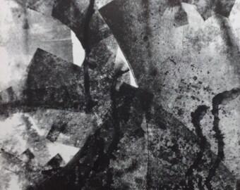 original monochrome painting 2
