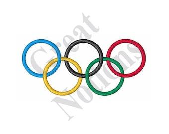 olympic rings etsy rh etsy com