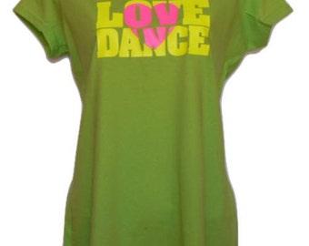 Love Dance shirt