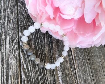 Moonstone Jewelry Bracelet
