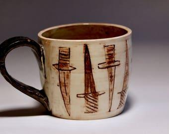 Daggar Mug