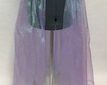 Sparkle rave skirt