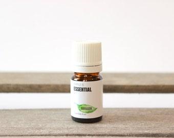 Tarragon Essential Oil - Aromatherapy Essential Oil, Spicy Essential Oil, Perennial Herb Essential Oil, Spice Essential Oil, Natural Oil