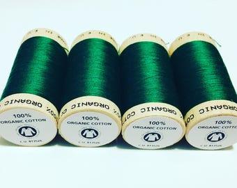 Organic Cotton Thread (GOTS Certified)