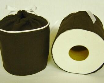 Bathroom Decor for Men, Man Cave Bathroom, Toilet Paper Storage,  Toilet Paper Cover,