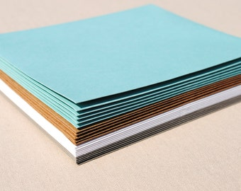 Choose Your Colors - Set of 20 Colored Envelopes