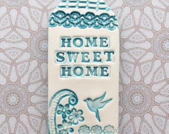 SALE ......   Ceramic Wall House