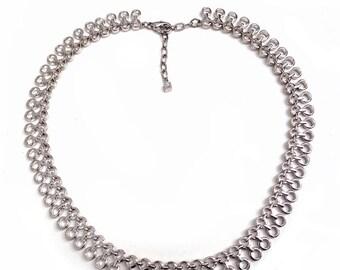 Nina Ricci Bijoux Paris Collar Necklace