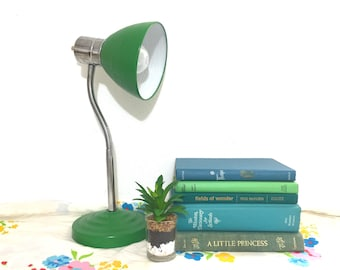 Vintage Green Desk Lamp