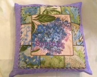 SPRING decorative pillow