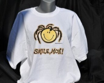 UV Sun Activated T Shirt - Smile Mon