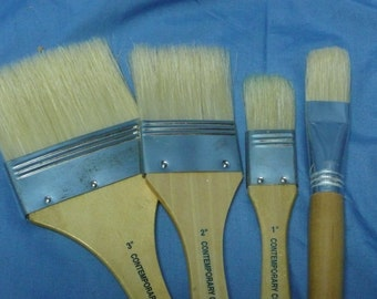 Contemporary Crafts Artist Paint Brush Set