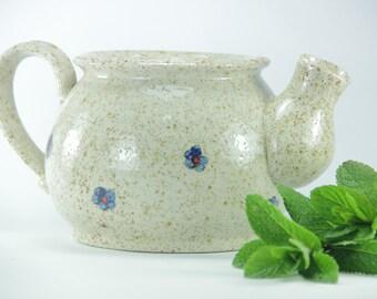 Théière en céramique, bouilloire en céramique, Pot à thé en céramique, grande théière, bouilloire, théière meilleur, théière avec infuseur, théière en argile, ancienne théière
