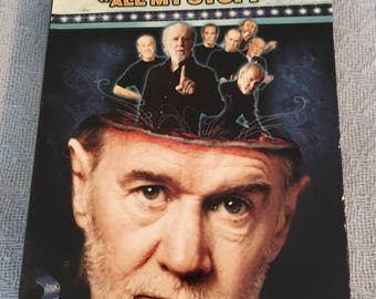 George Carlin ALL MY STUFF 14 Disc Career Retrospective Boxed Set New Comedy Classic Collectible