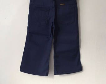 vintage toddler wrangler jeans deadstock NWT size 2T 80s made in USA