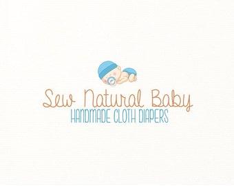baby logo children kids - Logo Design #421