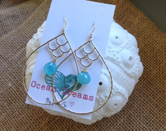 Mermaid Tear Drops