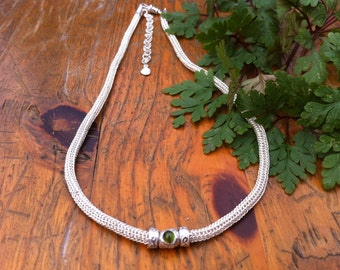 Ancient viking style necklace.
