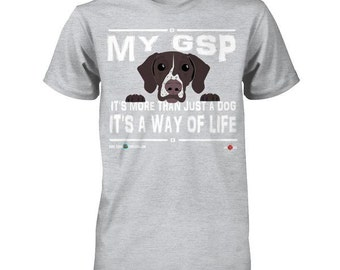 German Shorthaired Pointer apparel | It's more than just a dog