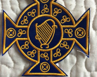 Patch Ireland Football Association - Old logo - UEFA - FIFA - World Cup