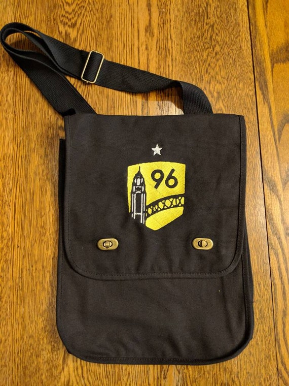 Save the crew messenger bag (#savethecrew, columbus, crew, c-bus, columbuscrew, soccer, thecrew)