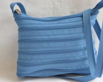 Royal Blue zipper bag Pant