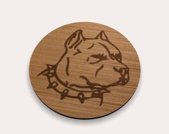 Dog Coaster 262-153 (Set of 4)