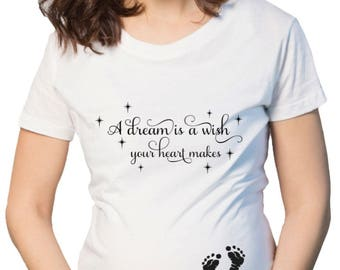 Digital file SVG and DXF  A Dream Is a Wish Your Heart Makes