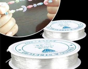 wire Crystal elastic 0.4 mm in diameter, 14 meter