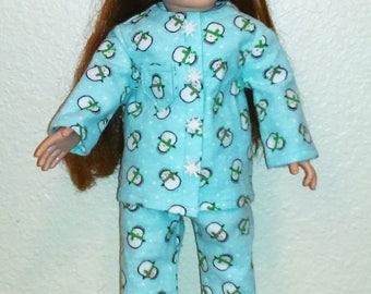 American Girl Penguin Pajamas