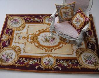 Aubusson Carpet Kit 1:12 scale
