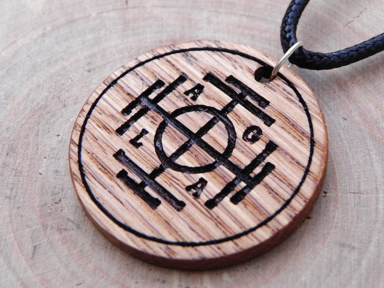 Wheel of fortune amulet fortuna symbol fortune talisman zoom biocorpaavc Choice Image