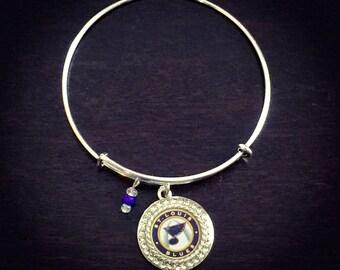 Blues adjustable Bracelet