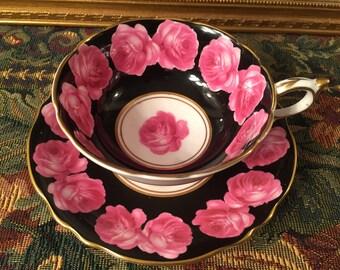 SOLD! Paragon tea cup and saucer