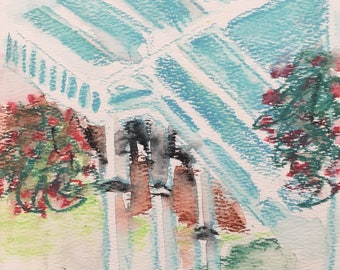 Marthas Vineyard Porch