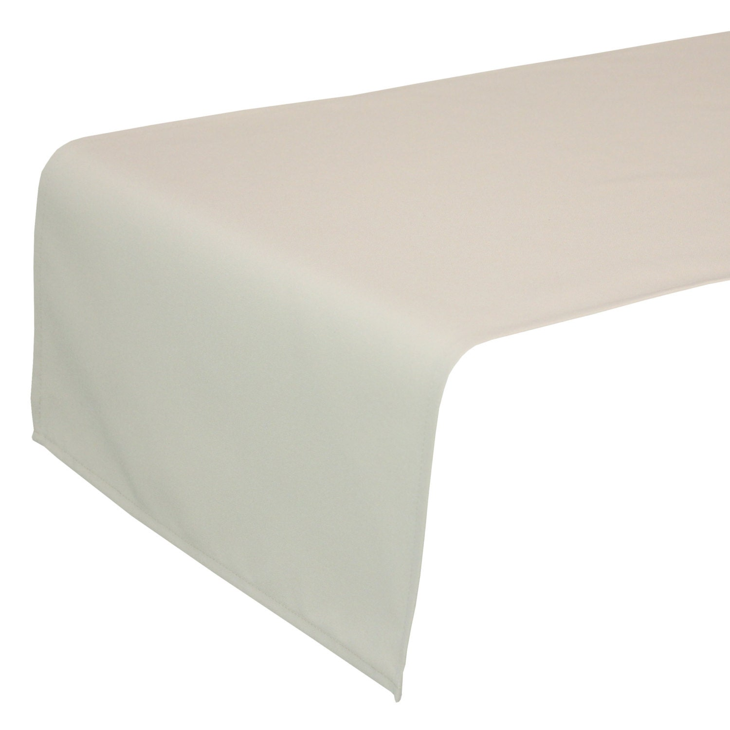 Champagne Table Runner 14 X 108 Inches Matte Champagne Table # Champagne Muebles Uy