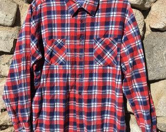 Vintage Super Soft Flannel